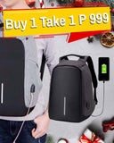 S1E MEGA BACKPACK with External USB PORT BUY 1 GET 1 FREE!