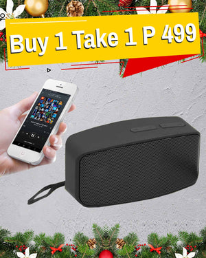 S1I Portable Travel Speaker BUY 1 GET 1 FREE!