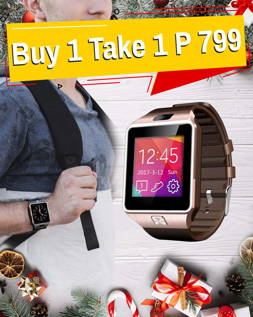 5 in 1 Mobile Watch BUY 1 GET 1 FREE 799