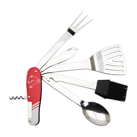 Boston Red Sox Barbecue Multi-Tool