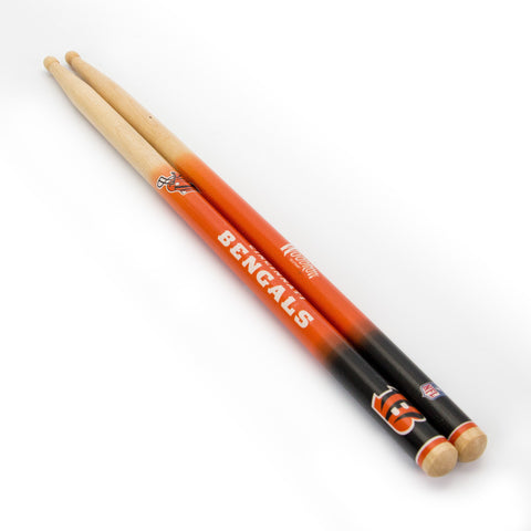 Cincinnati Bengals Drum Sticks - The Sports Vault