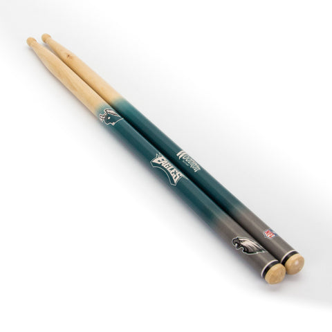 Philadelphia Eagles Drum Sticks - The Sports Vault