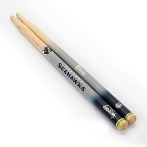 Seattle Seahawks Drum Sticks - The Sports Vault