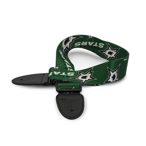 Dallas Stars Guitar Strap - The Sports Vault