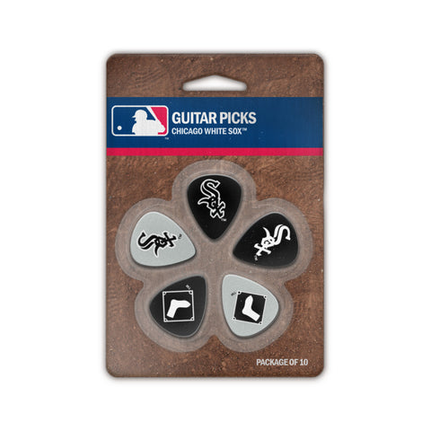 Chicago White Sox Guitar Picks (10 pack) - The Sports Vault