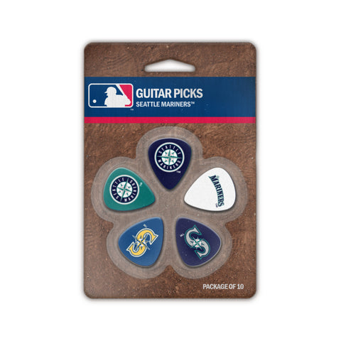 Seattle Mariners Guitar Picks (10 pack) - The Sports Vault
