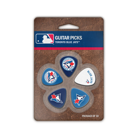 Toronto Blue Jays Guitar Picks (10 pack) - The Sports Vault