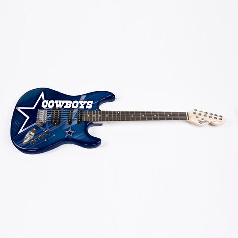 Dallas Cowboys Northender Guitar