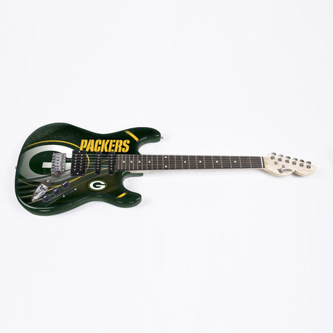 Green Bay Packers Northender Guitar