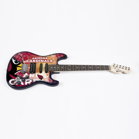 Arizona Cardinals Northender Guitar