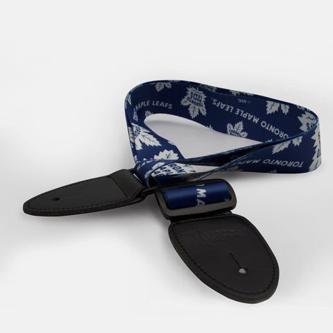 Toronto Maple Leafs Guitar Strap - The Sports Vault