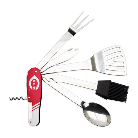 Cincinnati Reds Barbecue Multi-Tool
