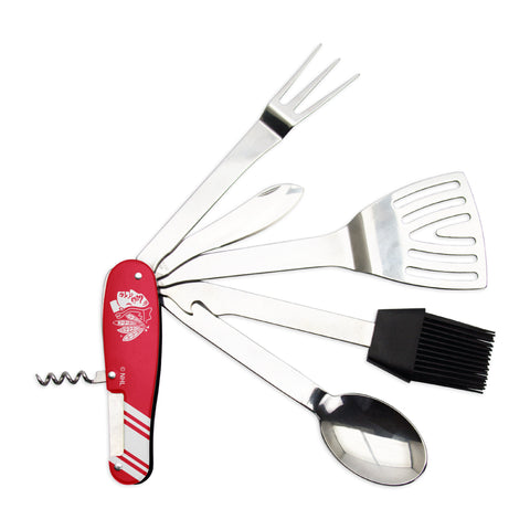 Chicago Blackhawks Barbecue Multi-Tool