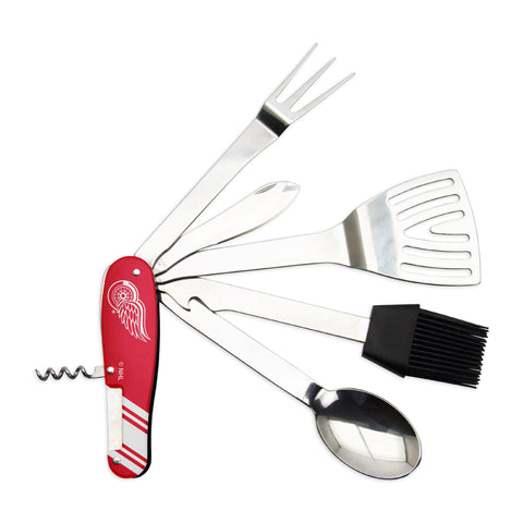 Detroit Red Wings Barbecue Multi-Tool