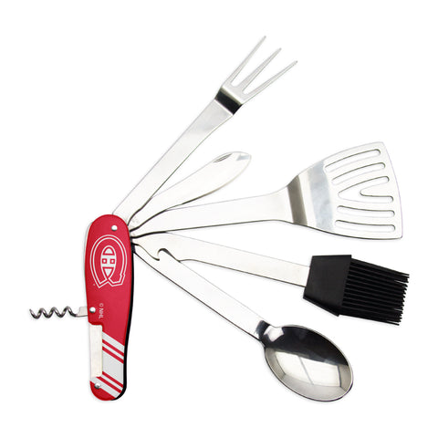 Montreal Canadiens Barbecue Multi-Tool
