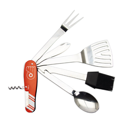 Philadelphia Flyers Barbecue Multi-Tool