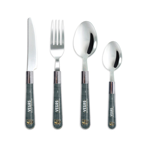 Vegas Golden Knights 16pc Flatware Seet