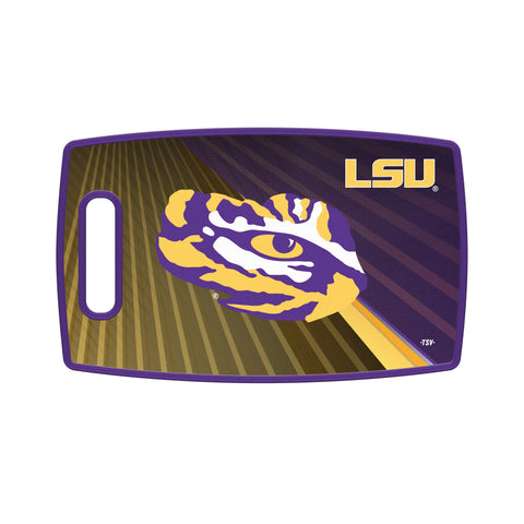 Louisiana State University Cutting Board
