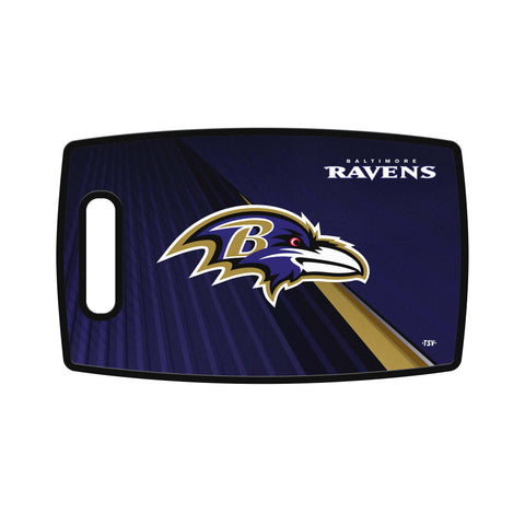Baltimore Ravens Cutting Board