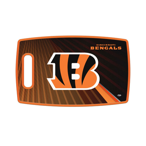 Cincinnati Bengals Cutting Board