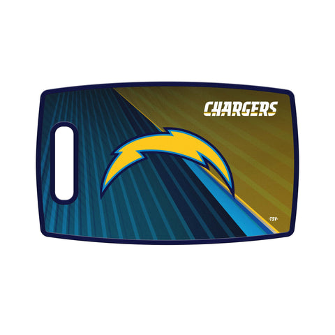 LA Chargers Cutting Board