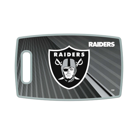 Oakland Raiders Cutting Board