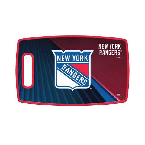 New York Rangers Cutting Board