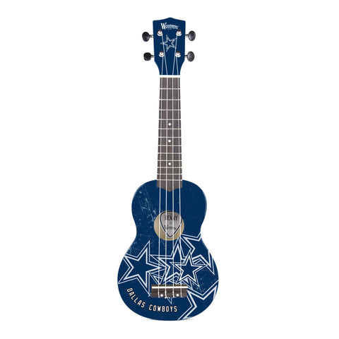 Dallas Cowboys Denny Ukulele - The Sports Vault