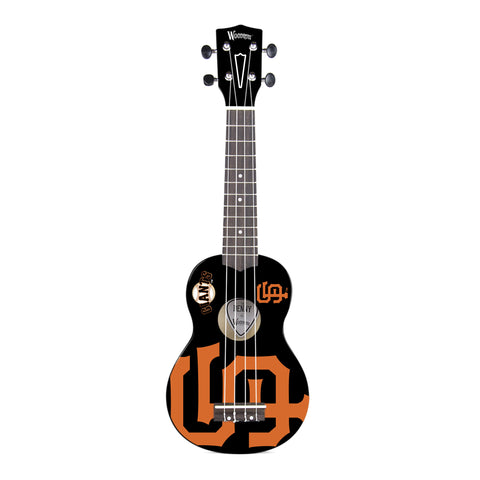 San Francisco Giants Denny Ukulele