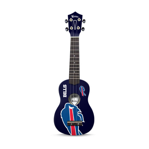 Buffalo Bills Denny Ukulele