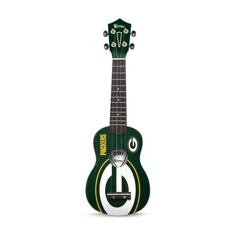 Green Bay Packers Denny Ukulele