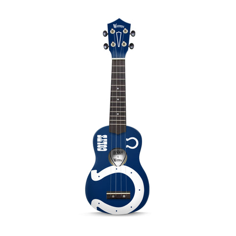 Indianapolis Colts Denny Ukulele - The Sports Vault
