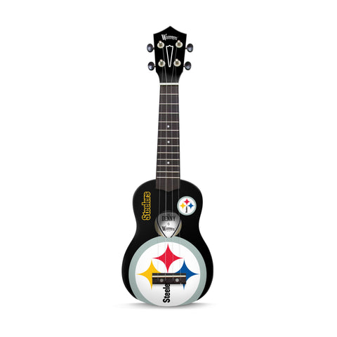 Pittsburgh Steelers Denny Ukulele