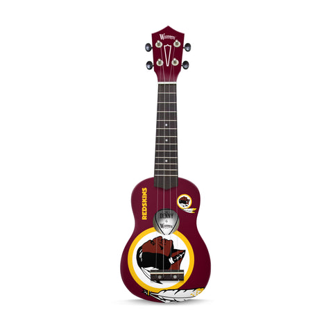 Washington Redskins Denny Ukulele