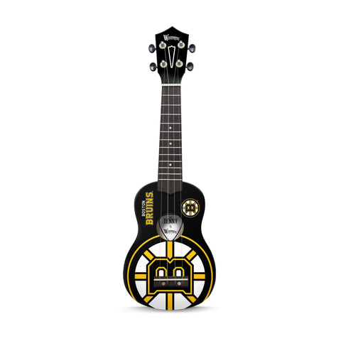Boston Bruins Denny Ukulele