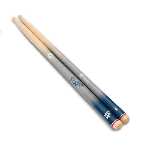 Los Angeles Dodgers Drum Sticks - The Sports Vault