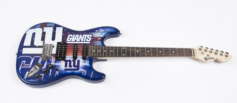 New York Giants Northender Guitar - The Sports Vault