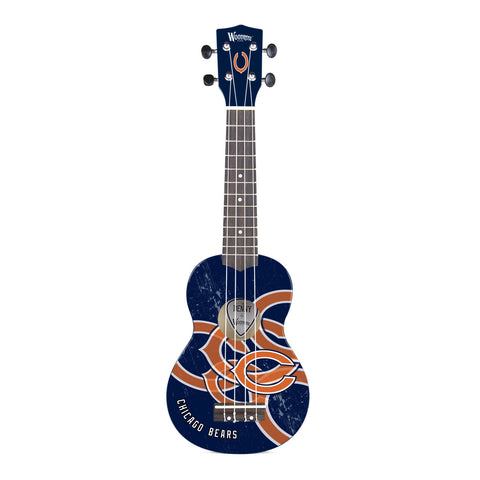 Chicago Bears Denny Ukulele - The Sports Vault