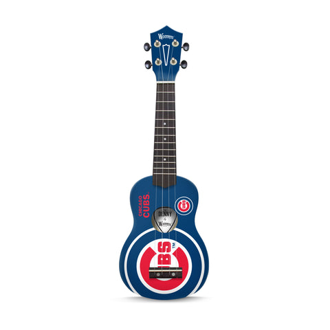 Chicago Cubs Denny Ukulele - The Sports Vault