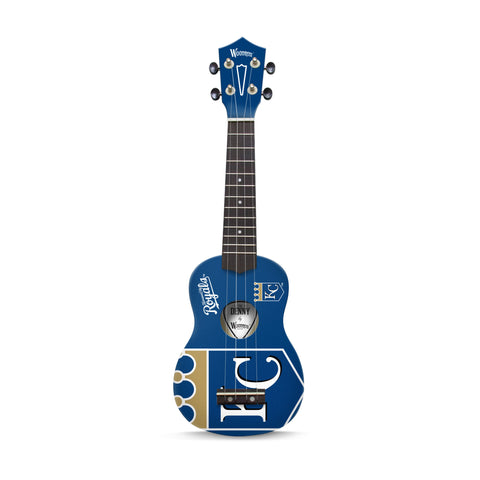 Kansas City Royals Denny Ukulele - The Sports Vault