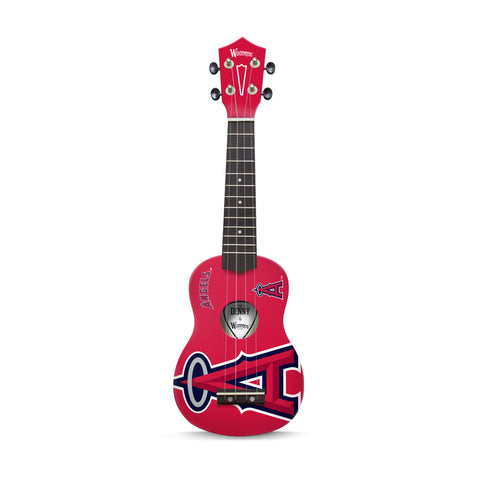 Los Angeles Angels Denny Ukulele - The Sports Vault