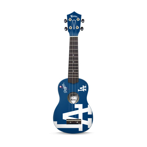 Los Angeles Dodgers Denny Ukulele - The Sports Vault