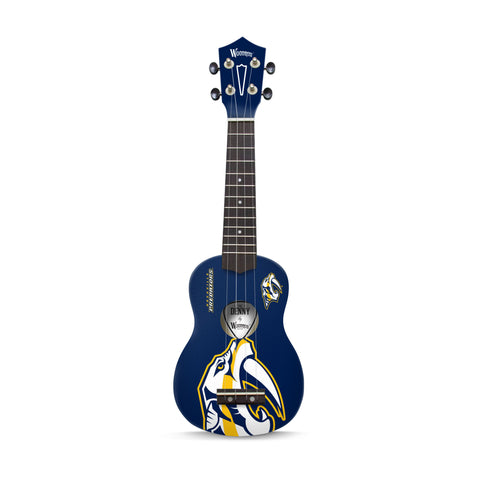 Nashville Predators Denny Ukulele - The Sports Vault