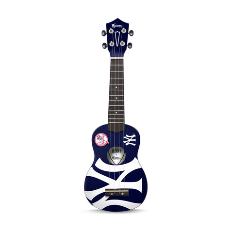 New York Yankees Denny Ukulele - The Sports Vault