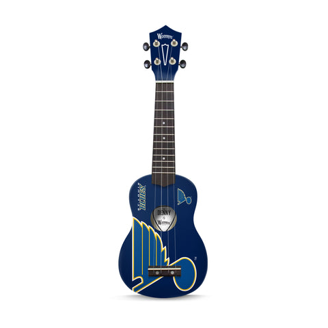 St. Louis Blues Denny Ukulele - The Sports Vault
