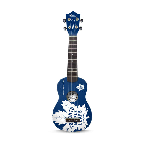 Toronto Maple Leafs Denny Ukulele - The Sports Vault