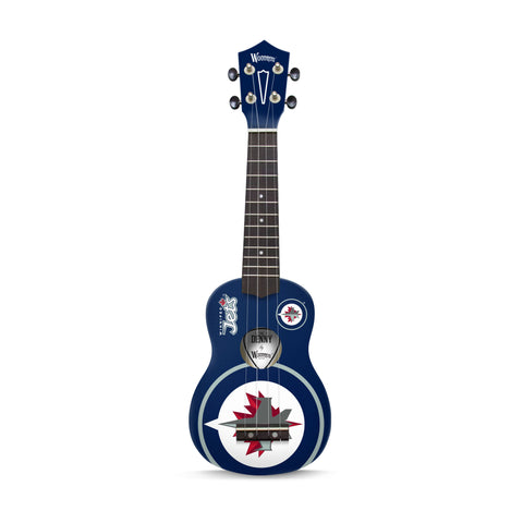 Winnipeg Jets Denny Ukulele - The Sports Vault