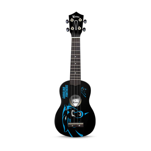 Carolina Panthers Denny Ukulele Series II