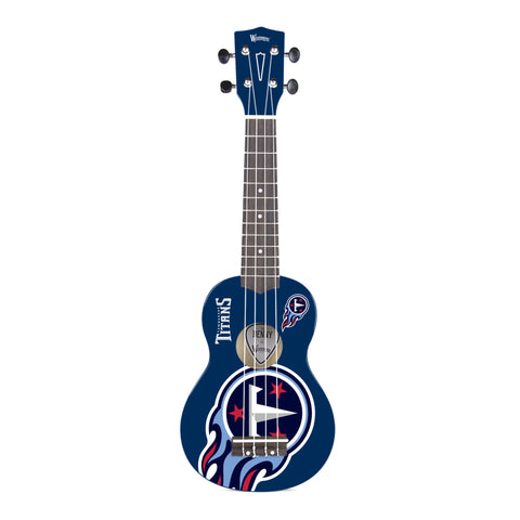 Tennessee Titans Denny Ukulele - The Sports Vault
