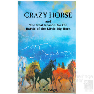 Crazy Horse and The Real Reason for the Battle of Little Big Horn